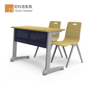 双人活动课桌椅-NCL930