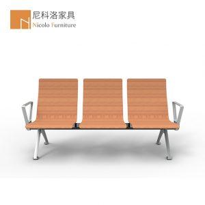 多层板机场椅等候椅候诊椅排椅