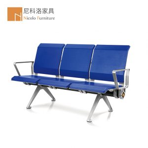 PU机场椅等候椅候诊椅排椅-NCL529