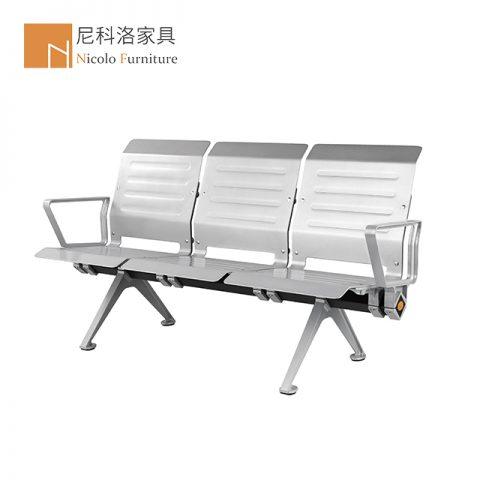 铝合金机场椅等候椅候诊椅排椅-NCL529