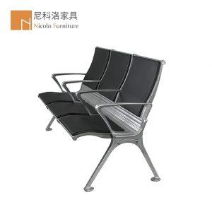 PU机场椅等候椅候诊椅排椅-NCL531