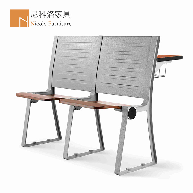 铝合金│排椅│阶梯教室课桌椅-NCL918