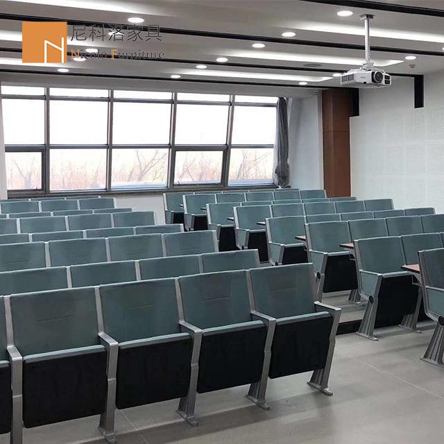 课桌椅│铝合金课桌椅│排椅│礼堂椅│阶梯教室课桌椅-NCL-928Y